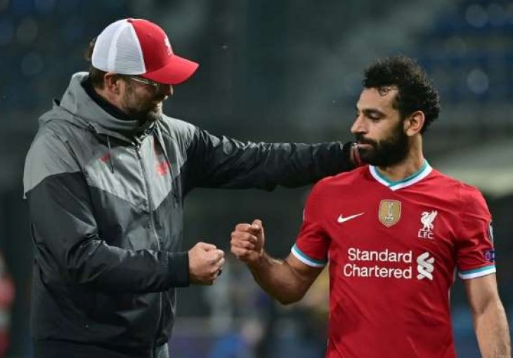 'We have solved everything' Klopp about Salah's behavior